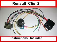 Renault Clio 2 - Electric power steering controller box - ECU plug - EPAS RALLY