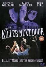 THE KILLER NEXT DOOR TOBIN BELL BILLY DEE WILLIAMS PRISM UK 2002 REG 2 DVD L NEW