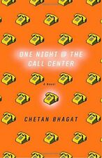 One Night at the Call Center by Bhagat, Chetan Book The Fast Free Shipping
