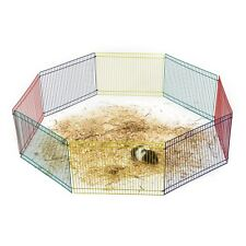 Multi Coloured Play Pen for Hamsters & Guinea pigs