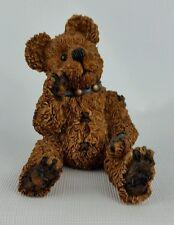 Boyds Bears Humboldt The Simple Bear 1E #227703 Resin Figurine Vintage Collectib