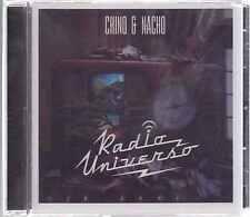 CD - Chino Y Nacho NEW Radio Universo 18 Tracks FAST SHIPPING !