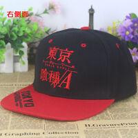 Fashion Anime Hatsune Miku Baseball Cap Sun Hat Cosplay Punk Hip-hop Lover Gifts