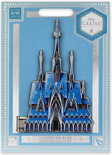 Frozen Castle Pin Arendelle Disney Castle Collection – Limited Release - In Hand