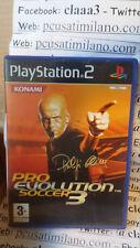 PES 3 PRO EVOLUTION SOCCER - pal Sony Playstation 2 ps2 game gioco ita COLLINA