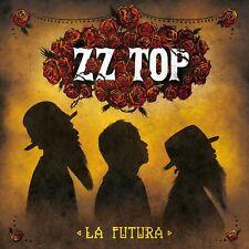 ZZ TOP LA FUTURA DIGIPAK CD NEW