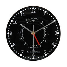 Acrylic Time + Tide Wall Clock - Time and Tide -  WC.B.PLTT01