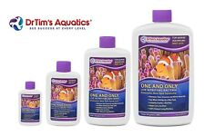 DrTim's Aquatics One & Only Live Nitrifying Bacteria for Cycling Reef