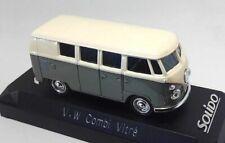 VW Volkswagen T1 Combi ventanas 1:43 SOLIDO VAN Furgoneta