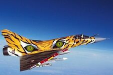Mirage 2000 Tigermeet Riesig  Kampfjet Avion Aircraft  Woodmodel  YAKAiR