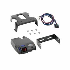 Tekonsha 90160 Primus IQ Brake Controller for 1 to 3 Axle Trailers Proportional
