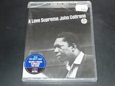 A Love Supreme by John Coltrane (Blu ray Audio)
