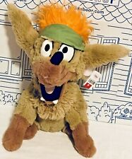 New Disney Store Oliver & Company TITO CHIHUAHUA DOG Plush Toy Core Doll Movie N