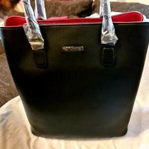 Any Di Bag L, neu und unbenutzt mit Zubehör, schwarz-rot, Limited Edition