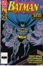 BATMAN 468...VF/NM...1991...Shadowbox Pt.2...Chuck Dixon,Tom Lyle...Bargain!