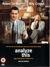 Analyze This (DVD, 2000) Robert De Niro, Kyle Sabihy