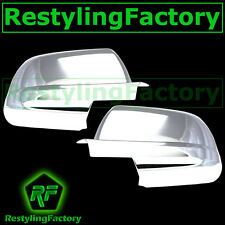 07-17 Toyota Tundra Chrome plated abs Full ABS Mirror Cover double cab crew max