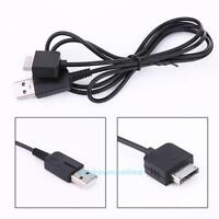 110cm USB Data Cable Charging Cable Lead For Sony PlayStation PS Vita 1000 Black