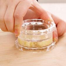 1x Garlic Twist Chopper Kitchen Mincer Stirrer Presser Crusher Grinder Hand Tool