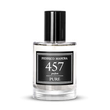 FM 457 Pure Collection Federico Mahora Perfume para hombres 30ml