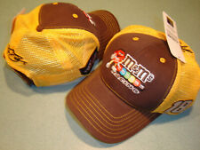 Kyle Busch 2020 M&M'S RACING #18 CFS Adj.Sponsor Mesh Hat NEW W/tags IN STOCK
