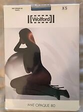 Wolford Womens Mat Opaque 80 Tights Arctic Size X Small Style 18420