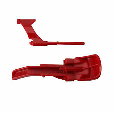Vacuum Cyclone Red Canister Button Release Catch Clips For Dyson DC41, DC43
