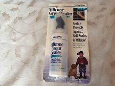 New! Tile Guard Silicone Grout Sealer 4.3 oz. 9320