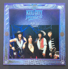 KILL CITY DRAGONS - Let Em Eat Cake! Vinyl EP Record VG+ 1990 Original UK Press