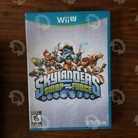 Skylanders Swap Force ( Nintendo Wii U ) Tested