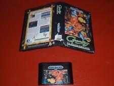 Greendog: The Beached Surfer Dude (Sega Genesis, 1992) -No Manual