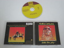 STEVIE WONDER/HOTTER THAN JULY(MOTOWN 157 363-2) CD ALBUM