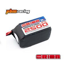 Team Orion Marathon 2500mah Hump Receiver Pack 7.4v 2S LiPo RC Battery ORI12259
