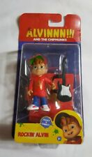 Alvin and the Chipmunks -  Rockin' Alvin action figure Fisher Price New