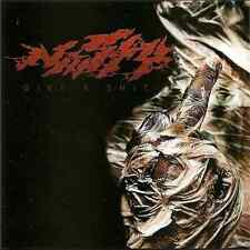 Nasty-Give A Shit CD FallBrawl CDC Shattered Realm in blood we trust reduction