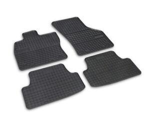 Gummimatten Gummi Fußmatten für Seat Leon 3 2013-2018 Premium Qualität