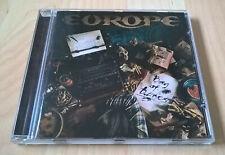 EUROPE - BAG OF BONES - CD (EX. cond.)
