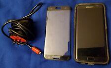 Samsung Galaxy S7 Edge Smartphone Verizon With Deluxe Accessories.please see ad