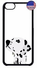 Dalmatian Dog Puppy Paws Design Cool Hard Back Case Cover For Apple iPod 4 5 6