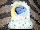 Hallmark TWINKLE TWINKE LITTLE STAR Sleepy Nap Time KID / BABY PICTURE FRAME New