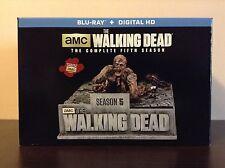 The Walking Dead: The Complete Fifth Season (Limited Edition Asphalt Walker) NEW