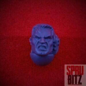 Space Marine Sternguard Veteran Squad Bare Head (A) Warhammer 40,000 bitz B271