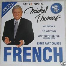 MICHEL THOMAS FRENCH DISC SIX/6 SUNDAY EXPRESS PROMO AUDIO CD(FREE UK POST)