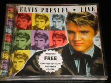 CD de musique en édition limitée Elvis Presley