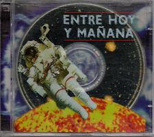 """VANGELIS - MIKE OLDFIELD - MERTENS - VITALE """"ENTRE HOY Y MAÑANA"""" SPANISH 2CD SET"""