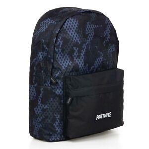 Fortnite Rucksack Blue Bag