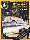 National Hockey League Official Guide & Record Book 2013 (National Hockey League