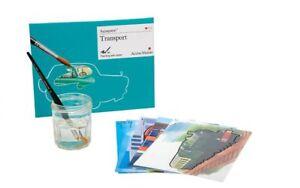 Aquapaint - Transport, Dementia Activity Product