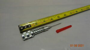 Grease Injector Needle -3 Options - With Quick Connect - With Hose - Needle Only