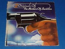 """2 Originals Mothers Of Invention"" - Zappa - 2 Lp - Weasels / Weeny German"